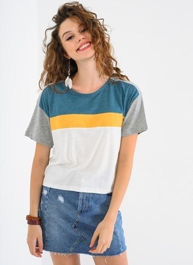Renkli Tişört-Ola